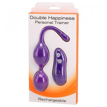 SEVENCREATIONS DOUBLE HAPPINESS TRAINER BOLAS CONTROL REMOTO