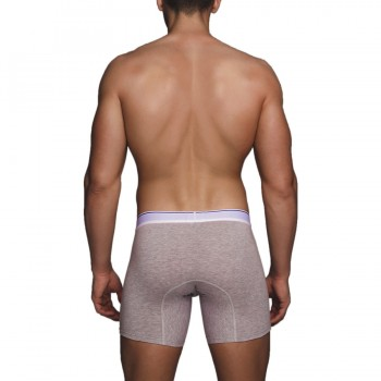 MACHO MC087 BOXER LARGO GRIS TALLA S