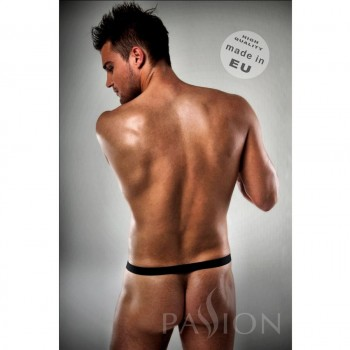 TANGA PLATA 015 METAL BY PASSION S M